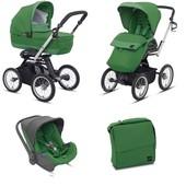Модульный набор 3в1 Inglesina Quad Pro Inglesina aa60h0ggr Италия зеленый 12119905