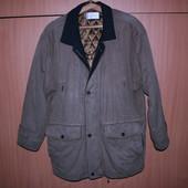 Зимняя куртка, мужская, тёплая. Размер 56