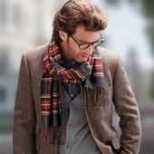 мужской шарф от тсм tchibo