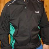 Спортивная стильная кофта мастерка куртка  бренд Ping.л-хл
