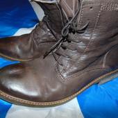 Стильние оригинал  фирменние брендовие ботинки сапожки River Island (Ривер Айланд) 43 .