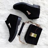 Супер-стильные и удобные ботиночки на каждый день