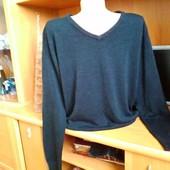 Отличный мужской свитер, л