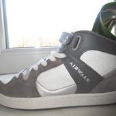 Кожаные кроссовки Airwalk 45 р.