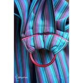 Качественный слинг Neobulle (Франция). жакардовое плетение