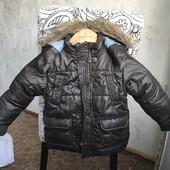Курточка Campus зима р.74 (9-12 мес)