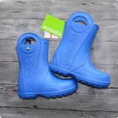 Сапоги Crocs Kids Handle It rain boot оригинал