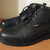 ботинки теплые на натуральной цигейке Gallus Германия р.42,5