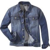 Джинсовая куртка пиджак Германия Livergy оригинал