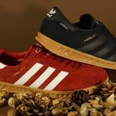 Мужские кроссовки Adidas Hamburg Адидас Гамбург