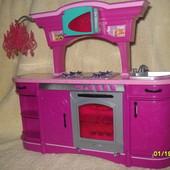 Мебель для куклы Барби: кухня.