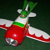 Самолёт большой функциональный.Есть видео