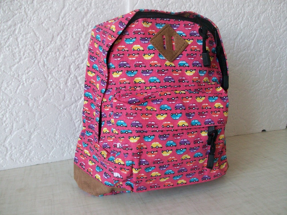 Рюкзак текстильный, от 5 лет фото №1