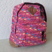 Рюкзак текстильный, от 5 лет