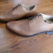 кожаные туфли Asos  12р.
