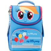 Рюкзак Kite школьный каркасный ортопед My Little Pony для девочки 1-4 кл
