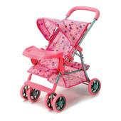Кукольная прогулочная коляска Melogo 9304 BW-T