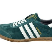 Акция!!! Кроссовки Adidas hamburg trainers green (реплика)