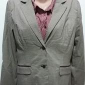 Пиджак в мелкую клетку ТСМ-Такко(германия), размер 48-50 наш
