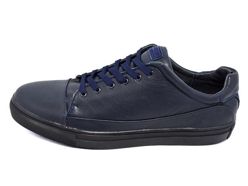 Распродажа!!! Мокасины мужские Multi Shoes Prima Blue фото №1