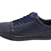 Мокасины мужские Multi Shoes Prima Blue