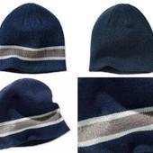 Стиль и качество - шапка Tchibo, Германия - шерсть, двухсторонняя