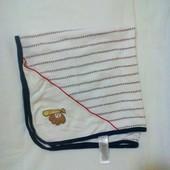 Трикотажное полотенце от 0-5 месяцев