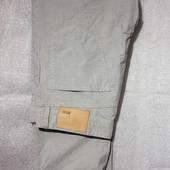 Летние легкие мужские брюки  Hugo boss  размер W34L32 (маломерят по бирке 36) состояние отличное