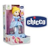 Игрушка для девочек от 6 мес Золушка танцующий волчок фирмы Chicco Италия