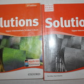Solutions Upper-Intermedoate +диск
