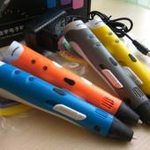 Оригинальная 3d ручка MyRiwell 3d pen MyRiwell (3д ручка для 3д рисования)