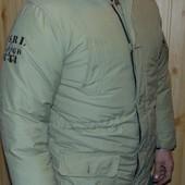 Стильний оригинал  брендовий пуховик  курточка  Polo (поло).м-л .