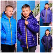 Куртка деми для мальчика «Монклер»