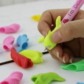 Коректор рибка для правильного тримання ручки та олівця