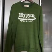 Мужской свитер , размер л.