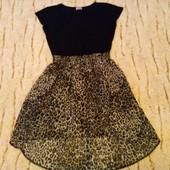 платье на девочку 9-10л