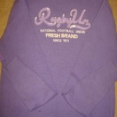 Стильный брендовый высококачественный мужской свитер.Пр-во Бангладеш!Размер ххл