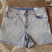 классные джинсовые шорты от Vila, p.L
