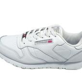 Кроссовки женские Reebok classics 294 white