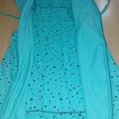 Стильный качественный комплект Последний халат ночнушка