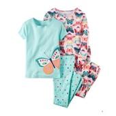 Пижама Carters Бабочки 350002