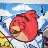 Покрывало для мальчиков Angry Birds