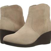 Ботинки Crocs Leigh Suede, стелька 25 см
