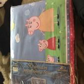 Продам комплект детского постельного белья Свинка Пеппа