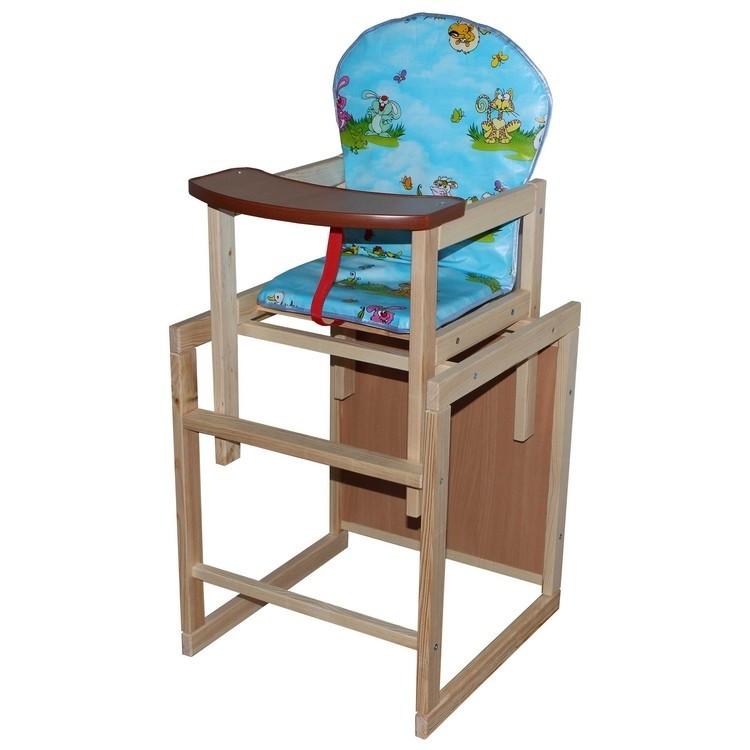 детский стульчик для кормления деревянный цена 420 грн купить