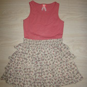 Платье Некст на девочку 8 лет