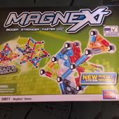 Магнитный конструктор MagNext от Mega Bloks