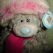 Мишка Тедди , оригинал, teddy me to you Carte Blanche, зимние мишки