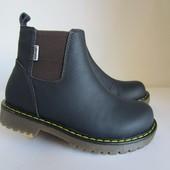 Кожаные ботиночки 27,28,29 р  Украина-Италия