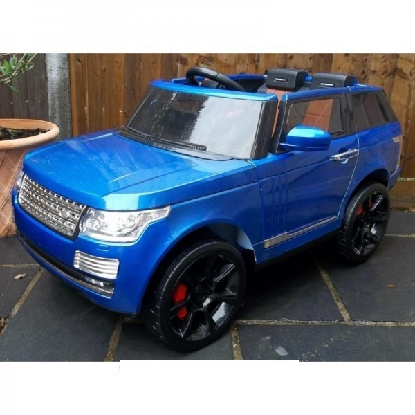 электромобиль range rover vogue #9
